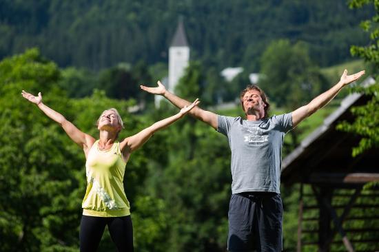 OptimaMed Gesundheitsresort Weissbriach: Einfach Mensch sein