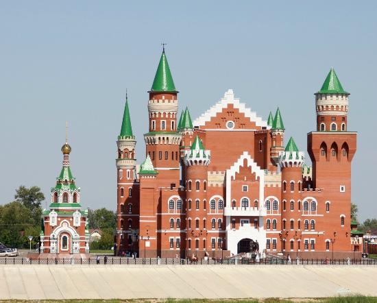 Yoshkar-Ola, Russia: Театр кукол