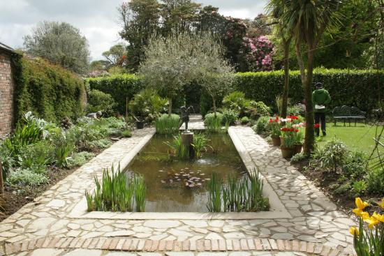Jardin italien des jardins perdus d 39 heligan picture of for Jardin italien