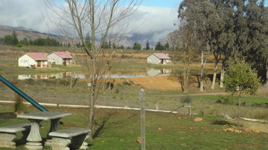 Matroosberg Nature Reserve: CHALETS ON RESERVE