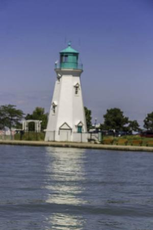 Lakeside Park Carousel: Light House Port Dalhousie