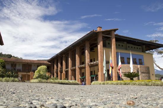 Hotel Hacienda Balandu: Hotel.
