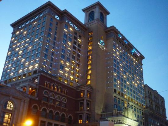 Sofitel Macau At Ponte 16: Außenansicht