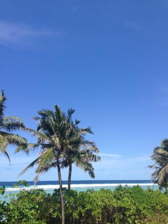 Velvet Beach: Вид с балкона номера
