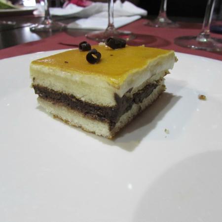 Taberna Pulperia Atarazana: tarta