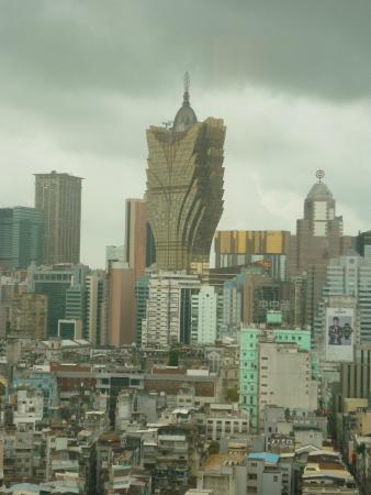 Sofitel Macau At Ponte 16: Blick 2
