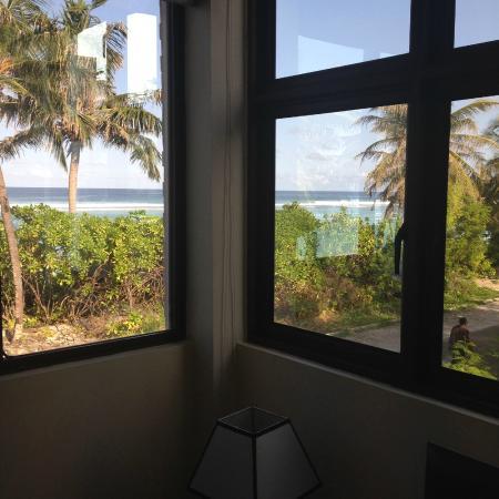 Velvet Beach: Эркер в номере