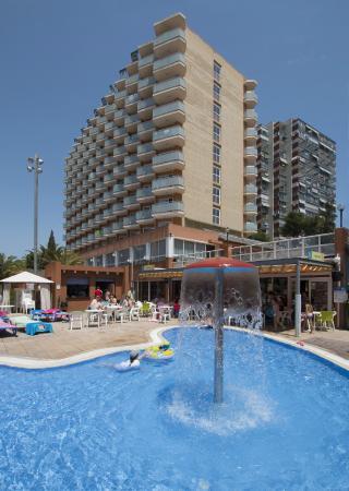 MedPlaya Hotel Regente: Piscina