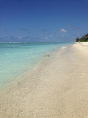 Velvet Beach: Пляж