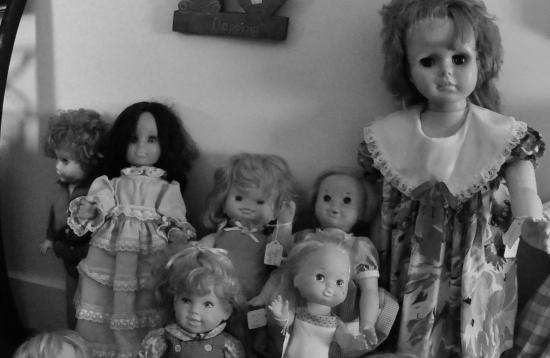Littleton, Carolina del Norte: haunted dolls
