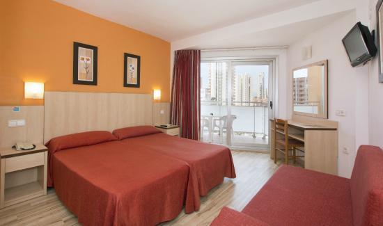 MedPlaya Hotel Regente: Habitación doble