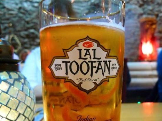 Khalid's Desi Restaurant: LaL Toofan available at khalid's