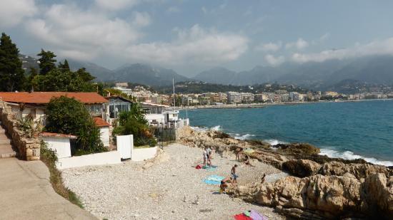 Promenade Le Corbusier: Sentier litoral Roquebrune Cap Martin
