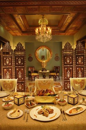 Byblos Restaurant_ Private dining