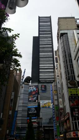 Hotel Gracery Shinjuku: Fachada