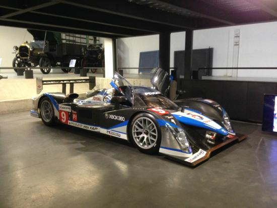 Musee de l'Aventure Peugeot: Visite noel 2014