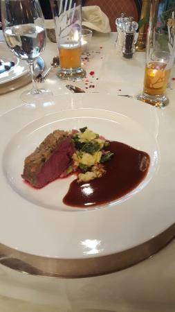 THERESA Wellness Geniesser Hotel: menu