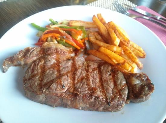 Tasca El Granero: Marucho steak