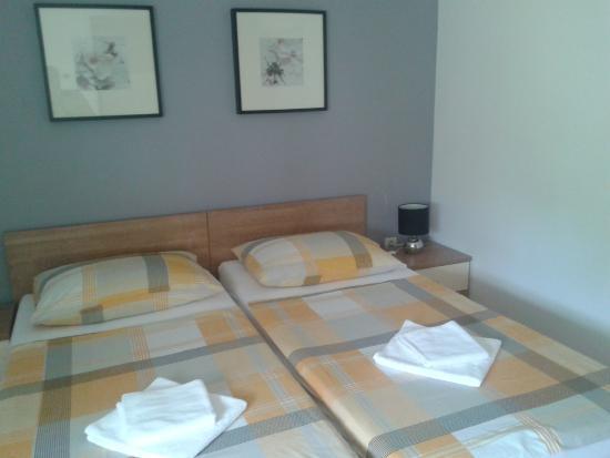 Apartments Dama: camera