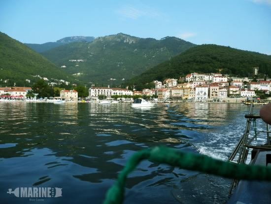 Marine Sport Dive Center: On our way back to Moscenicka Draga from one of our beautiful locations