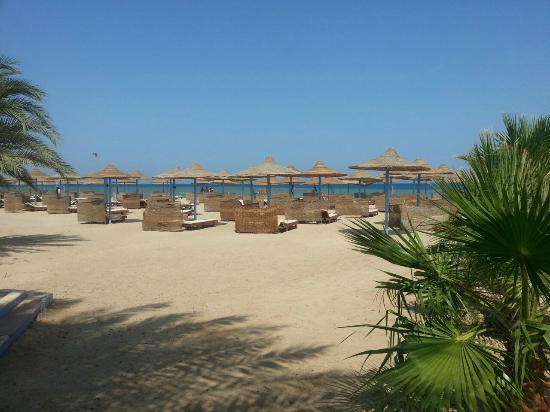 Shams Safaga: Пляж