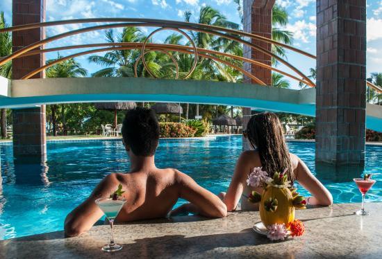 Portobello Resort: Bar molhado