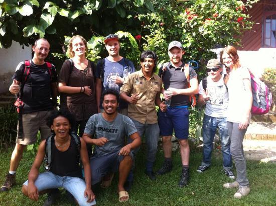 Bukit Lawang Jungle Trekking Tours - Day Tours: mixed group in july 2015