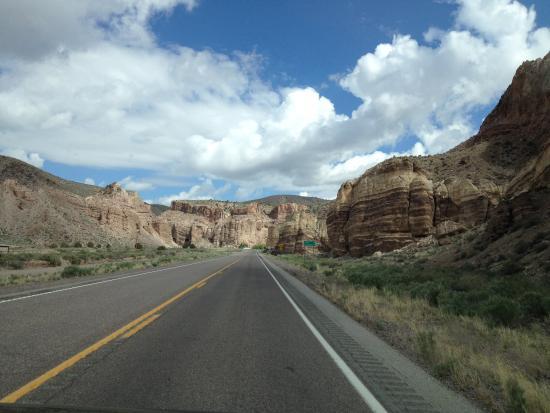 Shady Motel: Empty roads