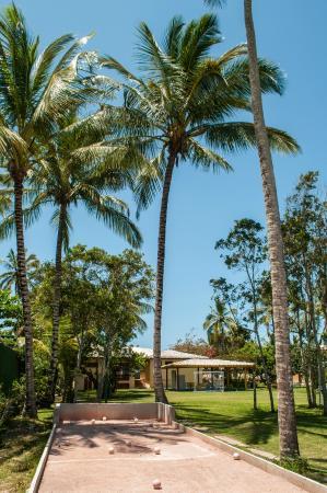 Portobello Resort: Jardim