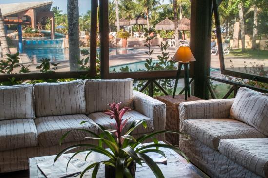 Portobello Resort: Sala de Estar Recepção