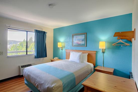 Motel 6 San Diego Mission Valley East: Guest Room