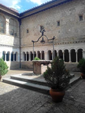 Monastero di Santa Scolastica: Monastero Santa Scolastica