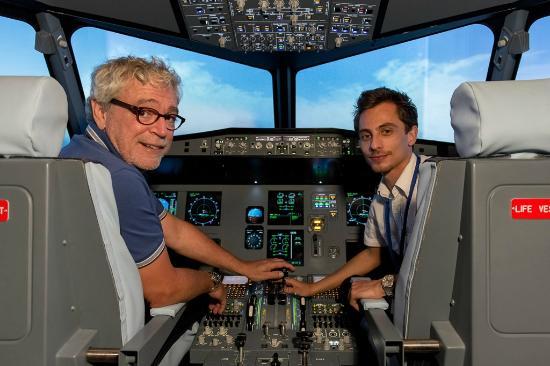 AviaSim Lille: Simulateur Airbus A320 AviaSim