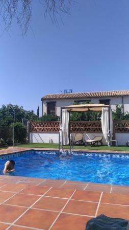 Hotel La Garapa: pool