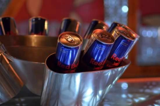 Ganesha: Barra Red Bull