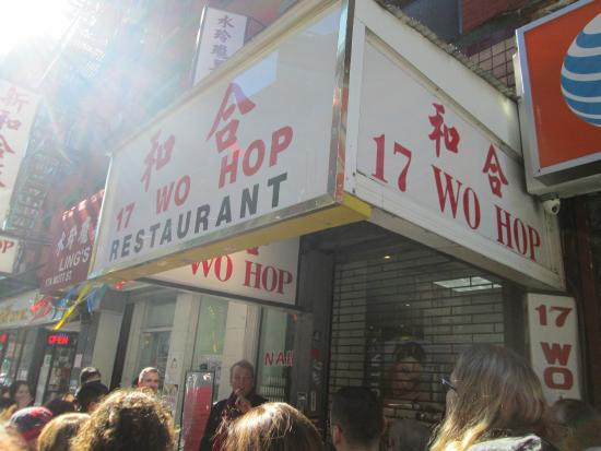 Free Tours by Foot: One recommended Chinese restaurant