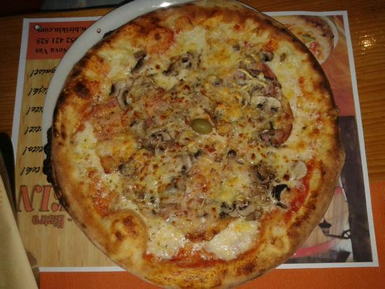 Birikin: pizza istriana