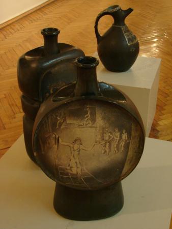 Adjara Museum of Art: Экспонаты музея
