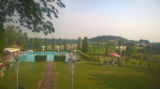 Villa Pallavicini: отель