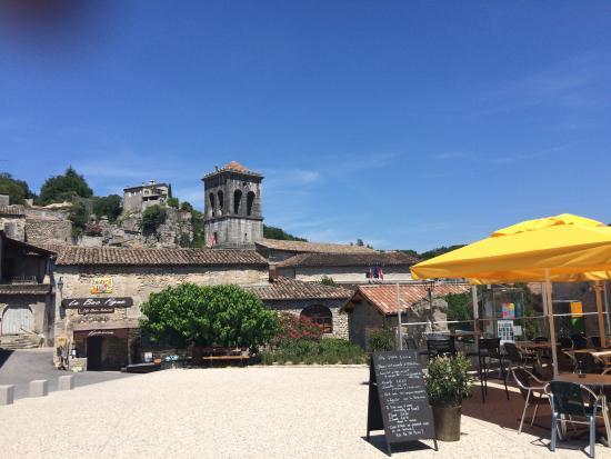 Le Sablas: Le restaurant