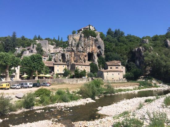Le Sablas: Labeaume Ardèche