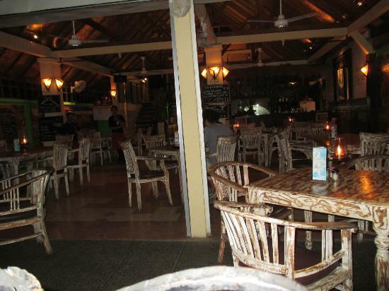 La Monde Restaurant: Innenraum