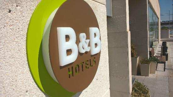 B&B Hotel Madrid Airport