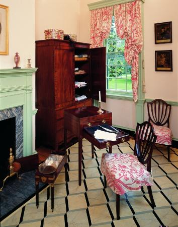 Homewood Museum: Dressing Room
