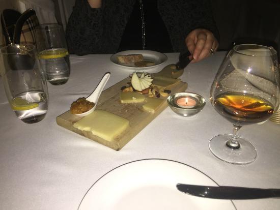 Hatley, Canada: plateau de fromages