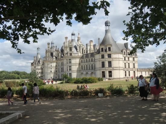Holiday Inn Blois Centre : Chateau Chambord