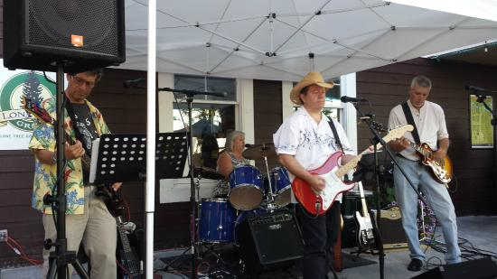 Lone Tree, CO: Yellow Dog Blues Band from Friday Summer Concert Series