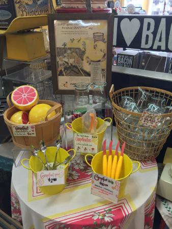 Kitchens on the Square: Something for all of your grapefruit needs!