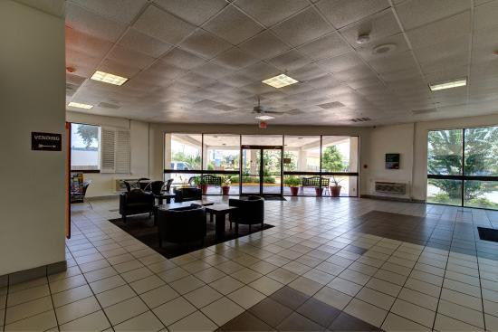 Motel 6 Houston - Hobby TX: Lobby