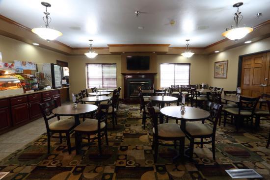 O'Neill, Nebraska: Breakfast Bar